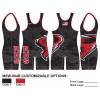 My House Custom Sublimated Wrestling Singlet MSW-004B