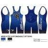 My House Custom Sublimated Wrestling Singlet MSW-017B