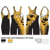 My House Custom Sublimated Wrestling Singlet MSW-018B