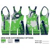 My House Custom Sublimated Wrestling Singlet MSW-023B