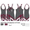 My House Custom Sublimated Wrestling Singlet MSW-025B