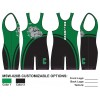 My House Custom Sublimated Wrestling Singlet MSW-027B