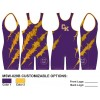 My House Custom Sublimated Wrestling Singlet MSW-028B