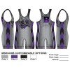 My House Custom Sublimated Wrestling Singlet MSW-029B