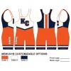 My House Custom Sublimated Wrestling Singlet MSW-030B
