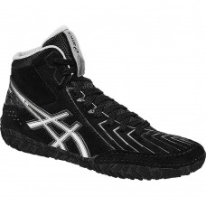 Wrestling Shoes ASICS Aggressor 3 Black/Silver