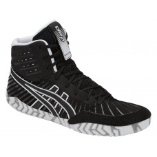 Wrestling Shoes ASICS Aggressor 4 Black/Black