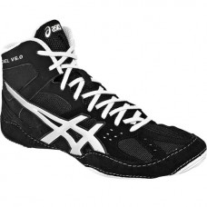 Wrestling Shoes ASICS Cael V6.0 Black/Silver