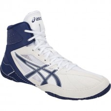 Wrestling Shoes ASICS MatControl White/Navy