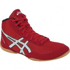 Wrestling Shoes Asics Matflex 5 GS Youth Red/White/Black