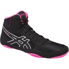 Wrestling Shoes ASICS Snapdown 2 Black/Hot Pink/Silver