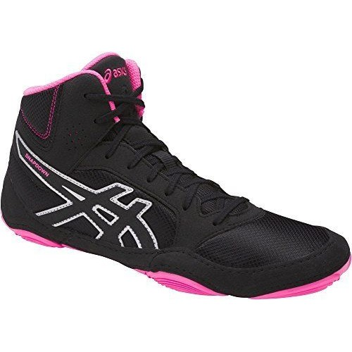 asics wrestling shoes pink usa