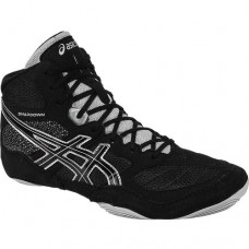 Wrestling Shoes ASICS Snapdown Wide Black/Silver