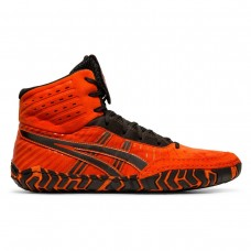Wrestling Shoes ASICS Aggressor 4 Koi/Black