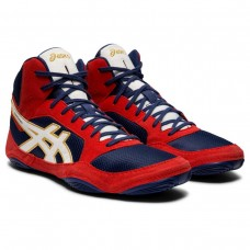 Wrestling Shoes ASICS Snapdown 2 Indigo Blue/White/Red