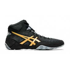 Wrestling Shoes ASICS Dan Gable Evo 2 Black/Pure Gold