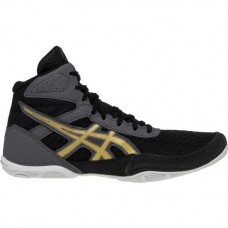 Wrestling Shoes Asics Matflex 6 GS Youth Black/Champagne
