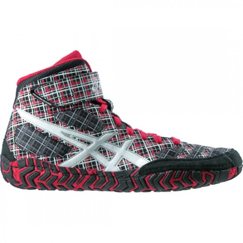 Black And Red Asics Wrestling Shoes Wrestling Shoes Asics
