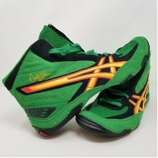 Wrestling Shoes Asics Cael V3.0 Flame Green/Silver