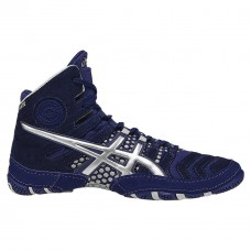 Wrestling Shoes ASICS Dan Gable Ultimate 4 Blue/Silver