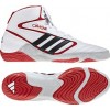 Wrestling Shoes adidas Mat Wizard IV White/Black/Collegiate Red