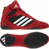 Wrestling Shoes adidas Pretereo II Collegiate Red/White/Black