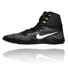 Wrestling Shoes Nike Hypersweep Black/Volt