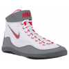 Wrestling Shoes Nike Inflict 3 White/Red/Grey