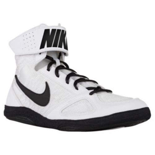 Wrestling Shoes Nike Takedown 4 White Black by JRWrestling dae2044de