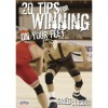 Wrestling Video Greg Strobel 20 Tips for Winning on Your Feet DV