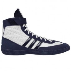 Wrestling Shoes adidas Combat Speed 4 Youth White/Navy