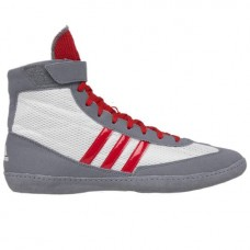 Wrestling Shoes adidas Combat Speed 4 Youth  White/Red