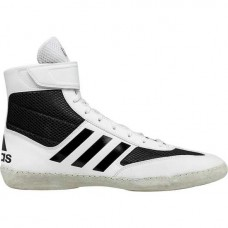 Wrestling Shoes adidas Combat Speed 5 White/Black