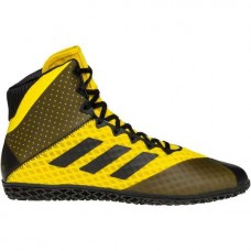 Wrestling Shoes adidas Mat Wizard 4 Gold/Black