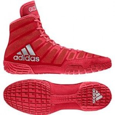 Wrestling Shoes adidas adiZero Varner 2 Red/Silver