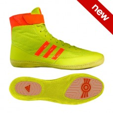 Wrestling Shoes adidas Combat Speed 4 David Taylor MagicMan Solar Yellow/Solar Red/Gum