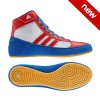 Wrestling Shoes adidas HVC Youth Laced Blue/Red/White
