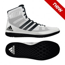 Wrestling Shoes adidas Mat Wizard White/Black
