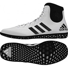 Wrestling Shoes adidas Tech Fall White/Black