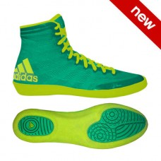 Wrestling Shoes adidas adiZero Varner Flash Lime/Solar Yellow