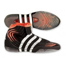 Wrestling Shoes Adidas adiStrike JS Black/Red