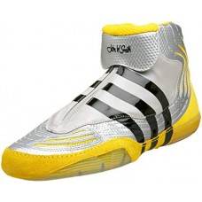 Wrestling Shoes Adidas adiStrike Silver/Yellow