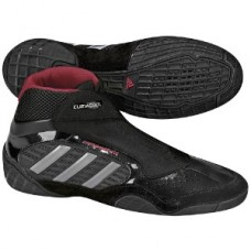 Wrestling Shoes Adidas Response II Black/Silver/Red