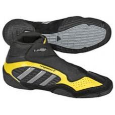 Wrestling Shoes Adidas Response II Black/Sun/Silver