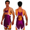 Teamwork Advantage Custom Sublimated Wrestling Singlet