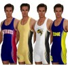 Teamwork Crush Custom Sublimated Wrestling Singlet