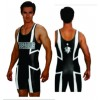 Teamwork Fault Line Custom Sublimated Wrestling Singlet