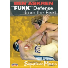 Wrestling Video Ben Askren: Funk Defense from the Feet