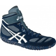 Wrestling Shoes ASICS Aggressor 2 Navy/White/Cement