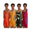 Teamwork Leverage Custom Sublimated Wrestling Singlet